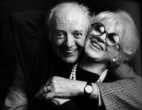 A Roma una mostra che racconta l'arte nata dall'amore tra Dario Fo e Franca Rame (Foto)