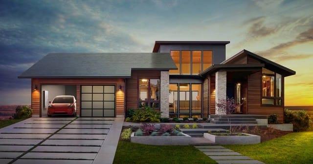 """Tegole solari per un tetto """"bello"""" e in grado di creare energia per tutta la casa"""