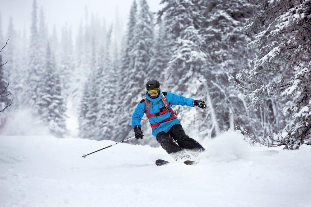 come sciare bene