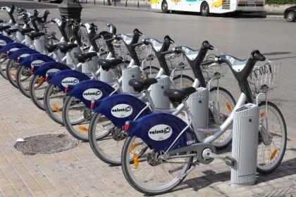 Come usare il bike sharing