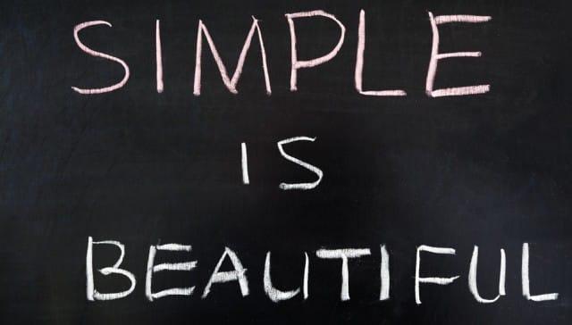 Elogio della semplicità, un inno alla riscoperta di parole, gesti e luoghi