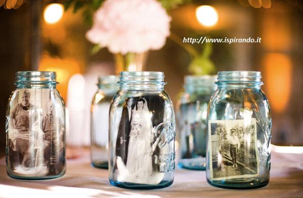 Lampada Barattolo Vetro : Riciclo creativo dei barattoli di vetro diventano lampade e
