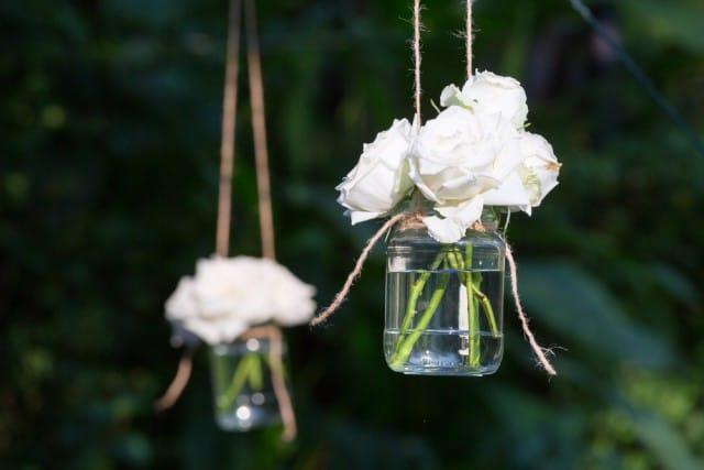 Riciclo creativo barattoli di vetro non sprecare - Droga dei sali da bagno ...