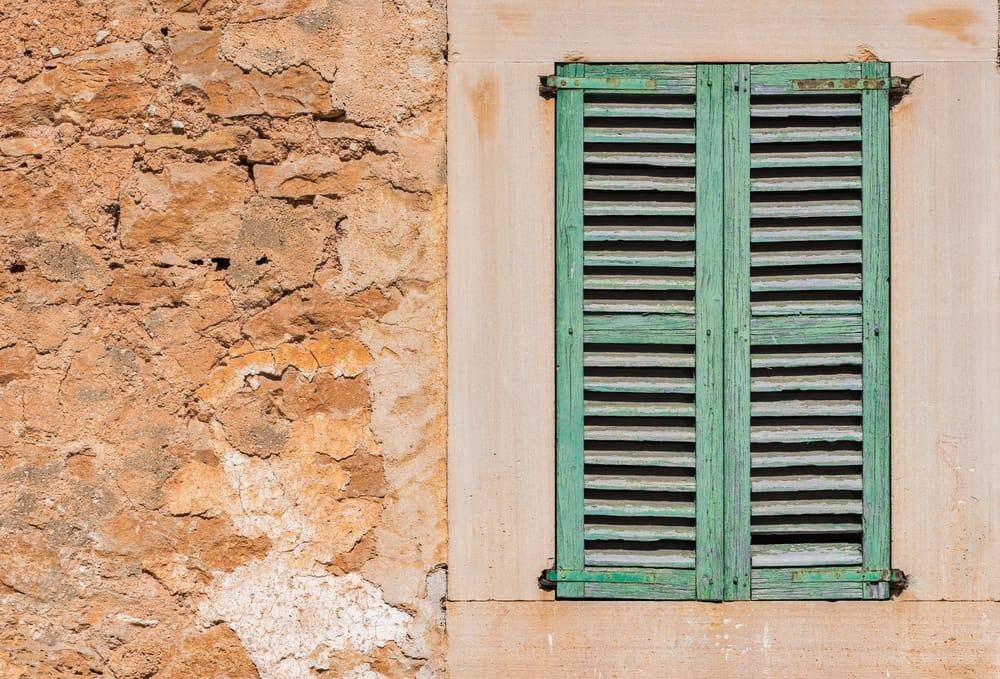 riciclo creativo finestre