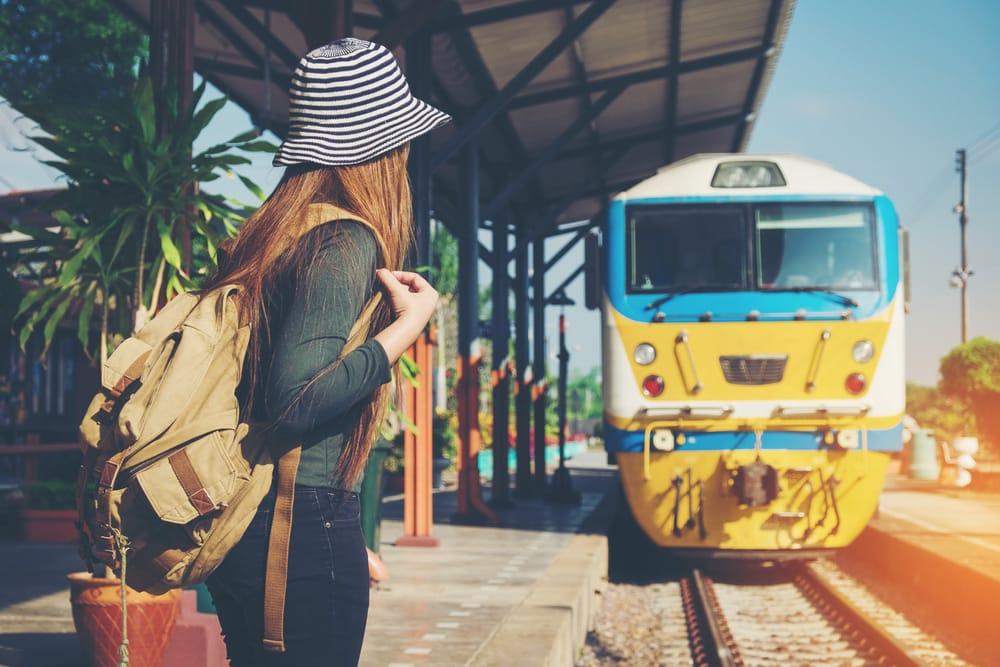 buoni motivi per viaggiare in treno