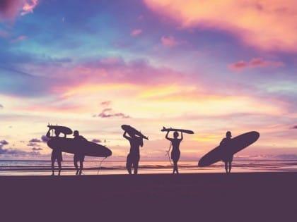 come fare surf