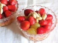 Dessert con le fragole: la ricetta nutriente e sana per concludere i pasti con gusto
