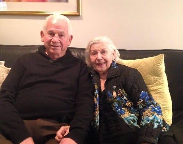 Amore eterno, Isaac e Teresa sposi per 69 anni. E morti a distanza di 40 minuti