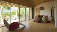 Cartone, legno e alluminio riciclati: l'abitazione sostenibile di Giancarlo Zema