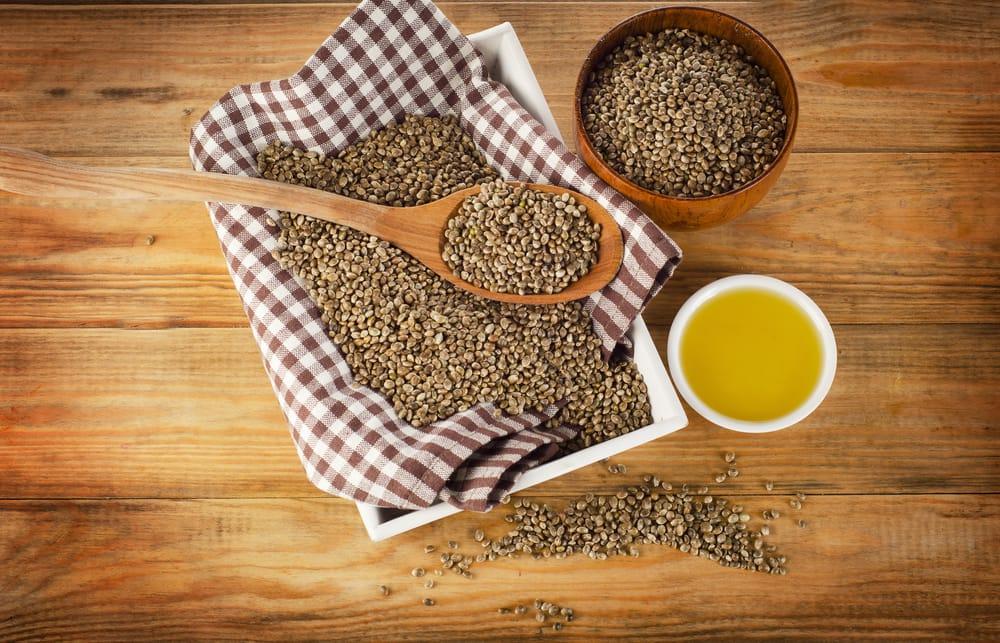 benefici semi di canapa