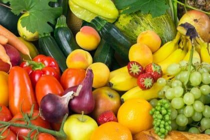 aumento importazione frutta e verdura