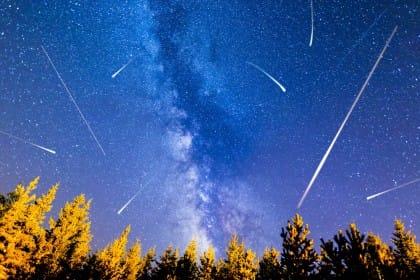 come vedere le stelle cadenti