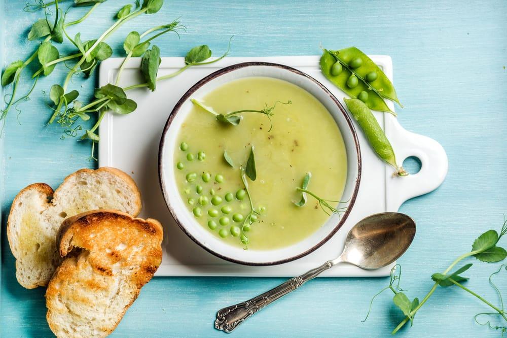 ricetta crema verde