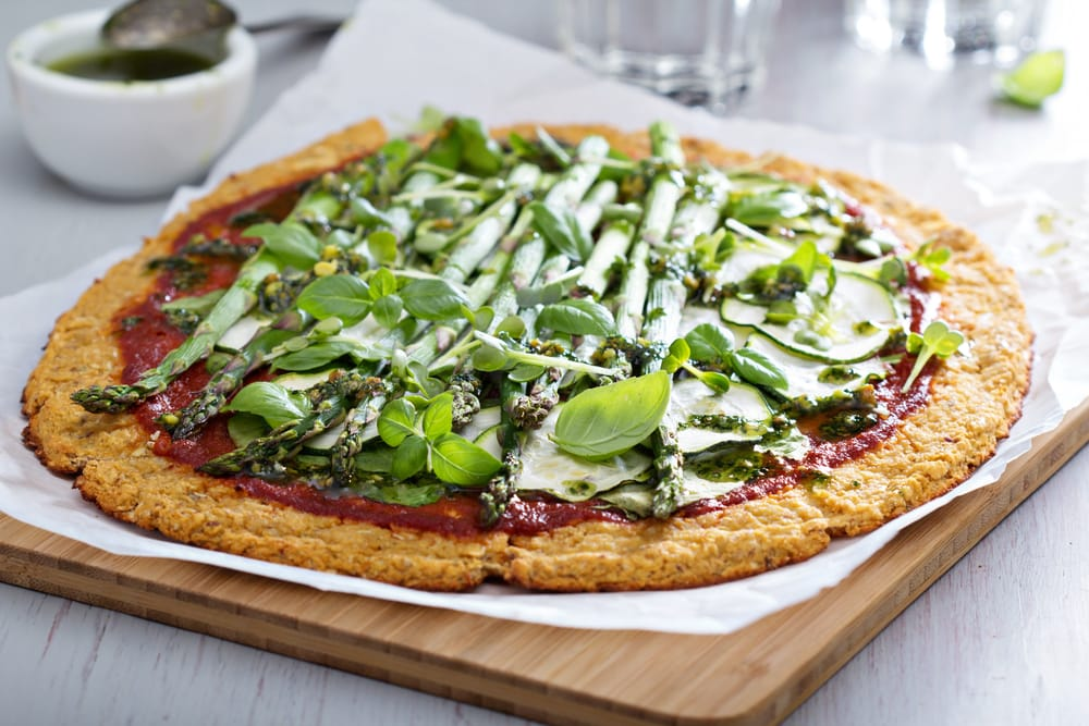 Ricetta pizza con gli asparagi non sprecare for Pizzeria il tocco