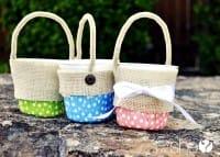 Contenitori di plastica, con qualche lavoretto diventano vasi per le piante e giochi per bambini (foto)
