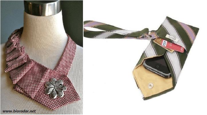 Riciclo creativo vecchi vestiti non sprecare for Fai da te accessori casa
