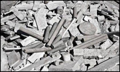 riciclo scarti della pietra 2