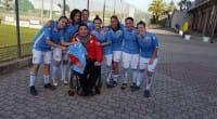 Quando il calcio abbatte le barriere: la storia di Antonio, l'allenatore in carrozzina