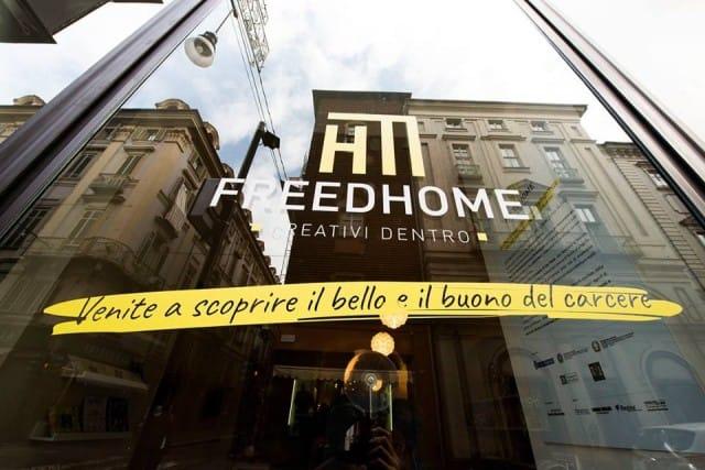 Freedhome, il negozio che dà un futuro ai detenuti vendendo i prodotti fatti in carcere