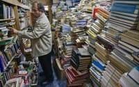 In Colombia un netturbino con la passione per la lettura ha salvato 20mila libri