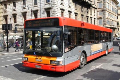 bus in italia