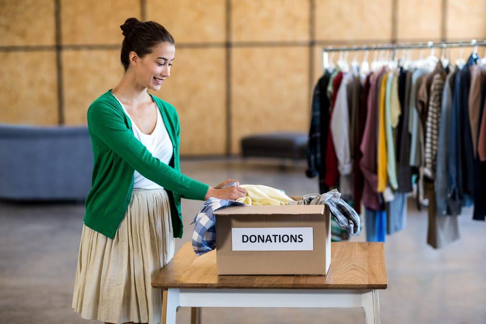 raccolta abiti usati in italia