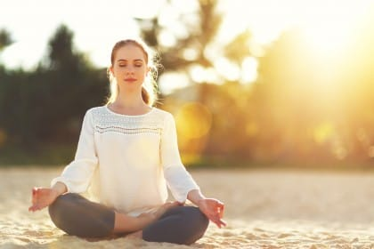 vacanze con lo yoga