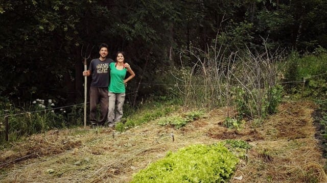 Lasciare la città per vivere in montagna, la scelta radicale di Tommaso e Alessia (foto)