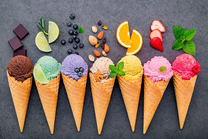 come riconoscere un buon gelato artigianale