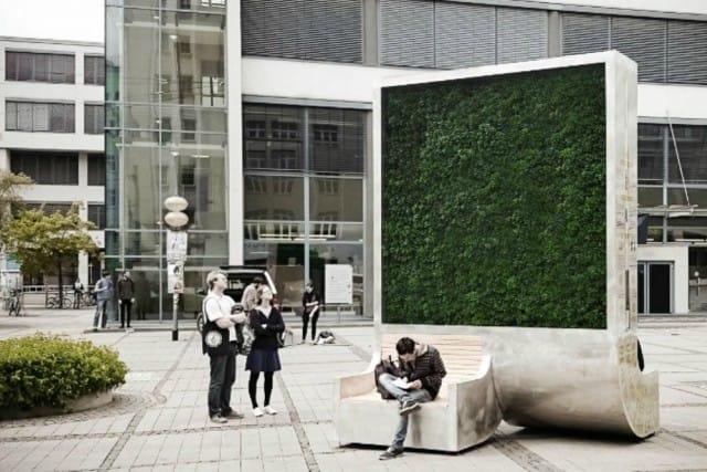 City tree, a Modena arrivano piante antismog. Sui pannelli solari (video)