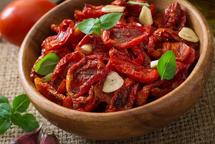 ricetta pomodori secchi sott'olio