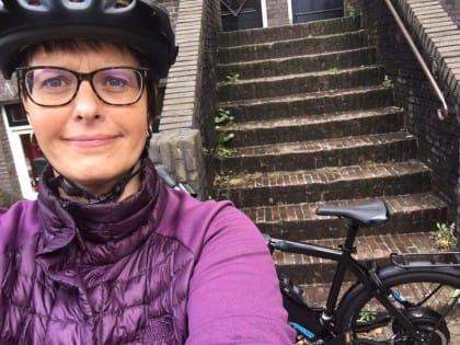 Bici in Olanda, la storia di Saskia Kluit che comanda l'esercito dei ciclisti (foto)