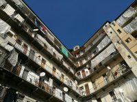 A Torino il degrado cittadino si combatte con l'arte: nasce il condominio museo (foto)