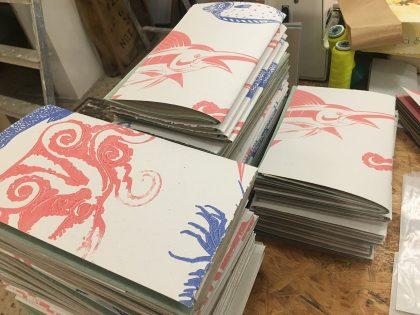 quaderni in carta riciclata