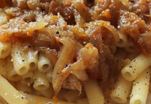 ricetta pasta alla genovese