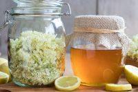 Sciroppo di Sambuco, la ricetta di una bevanda naturale perfetta per prevenire il raffreddore