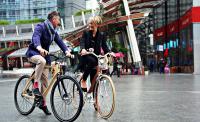 Bici in legno, i modelli più belli. Dal made in Italy al miglior design europeo (foto e video)