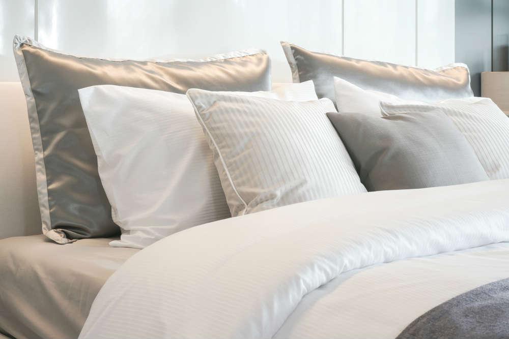 Quando cambiare le lenzuola non sprecare - Prurito diffuso a letto ...