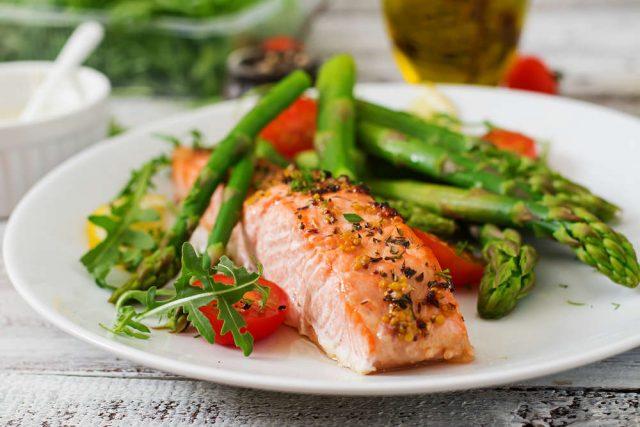 ricetta salmone alla griglia