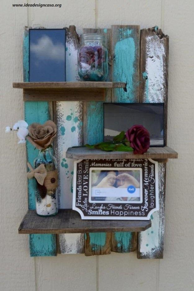 Come decorare casa con il riciclo non sprecare for Riciclo creativo arredamento