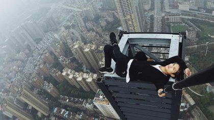 Muore a 26 anni, volando per un selfie estremo dal 62esimo piano. Wu era pagato con 13mila, sporchi euro