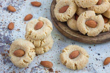 ricetta biscotti con le mandorle