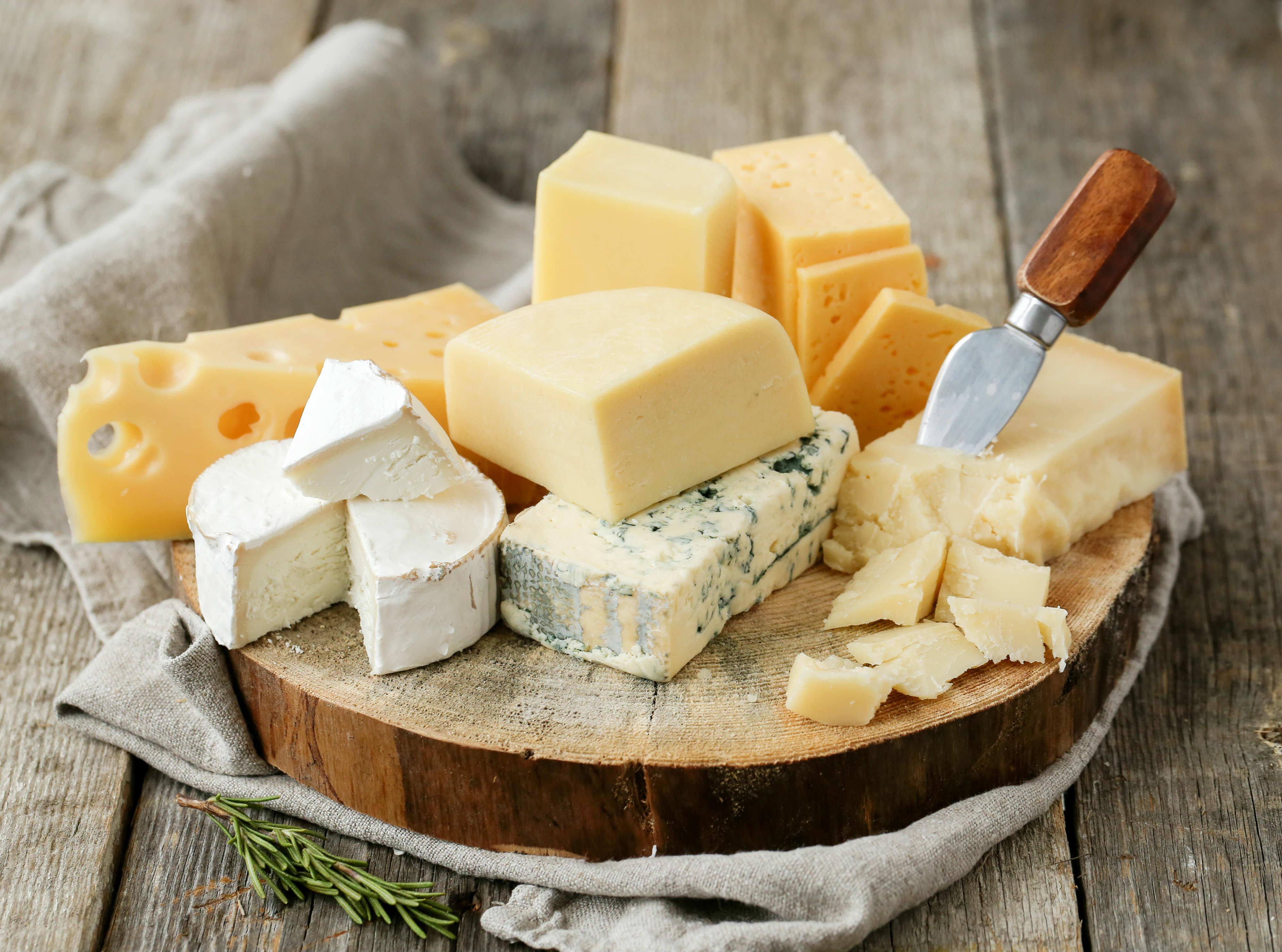 consigli su come mangiare il formaggio