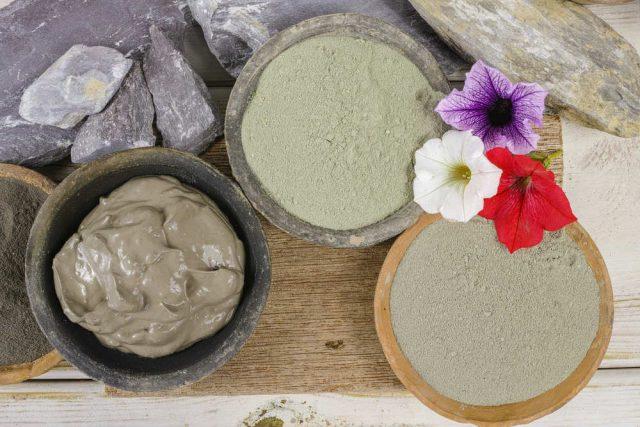 come usare l'argilla per le pulizie di casa