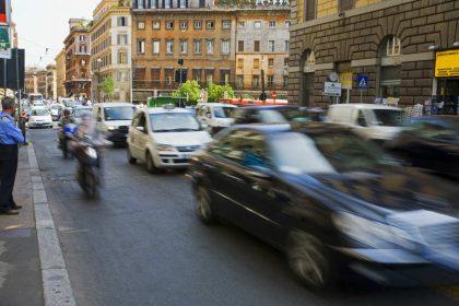 divieto di circolazione auto a diesel