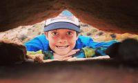 Robbie Bond, il ragazzino di 10 anni che si batte per difendere i parchi americani (Foto)