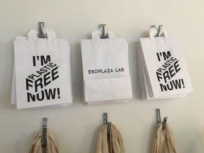 Buste carta supermercato senza plastica Ekoplaza