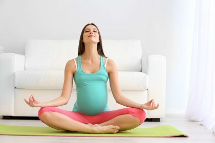 esercizi fisici in gravidanza