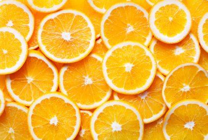 proprietà dell'arancia