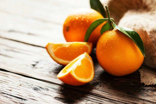 proprietà e benefici delle arance